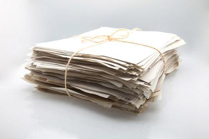 Ankauf von Altpapier - Kataloge, Zeitungen, Zeitschriften, Schulhefte, Telefonbücher, Prospekte, Bücher oder Pappumschläge