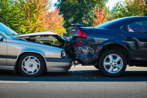 Autoverwertung, Unfallfahrzeug-Recycling der Stadt Colditz