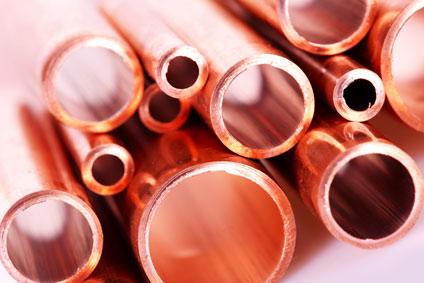 Ankauf von Buntmetall - Kupfer