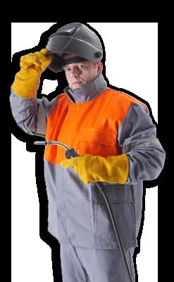 Metall- und Schrotthandel - Schweißer für Industriemontage