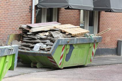 Nachlass- und- Beräumungs-Service - Containerentsorgung