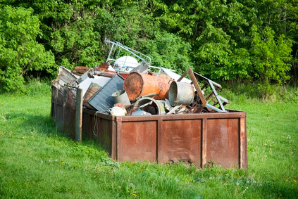Containerdienst - Schrott- und Müllcontainer